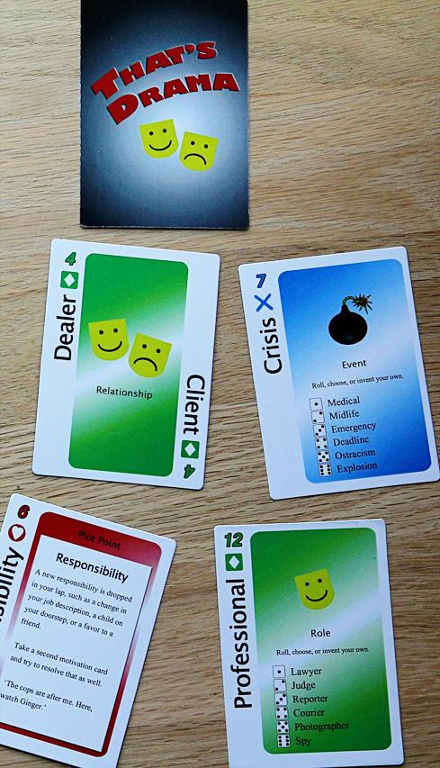 Elementcards